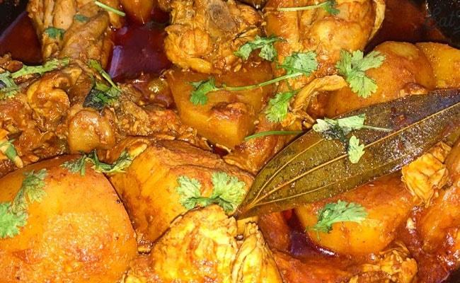Chicken Durban Curry